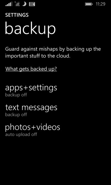How to Back Up a Windows Phone (8)