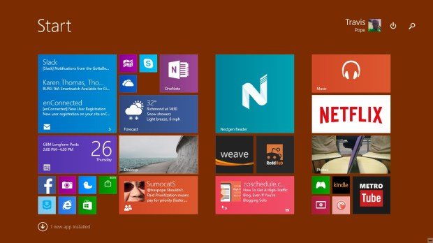 How to Set a Background in Windows 8 (5)