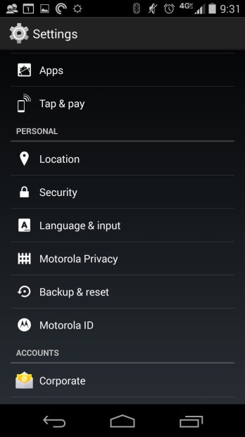 How to Unlock Your Moto X 2014 With a Bluetooth Device (5)
