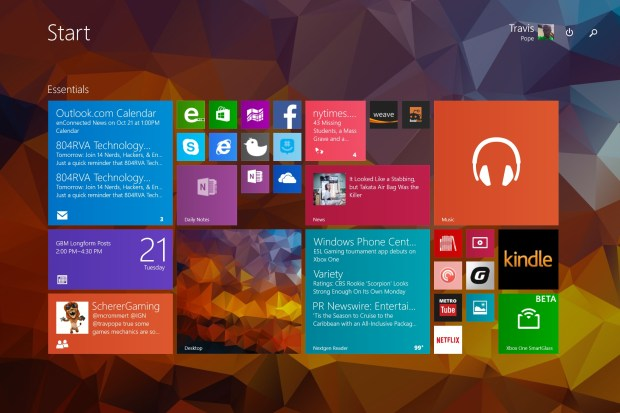 How to Update Store Apps on Windows 8.1 (1)