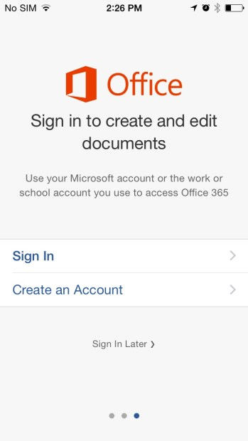 How to Use Microsoft Office on iPhone (3)