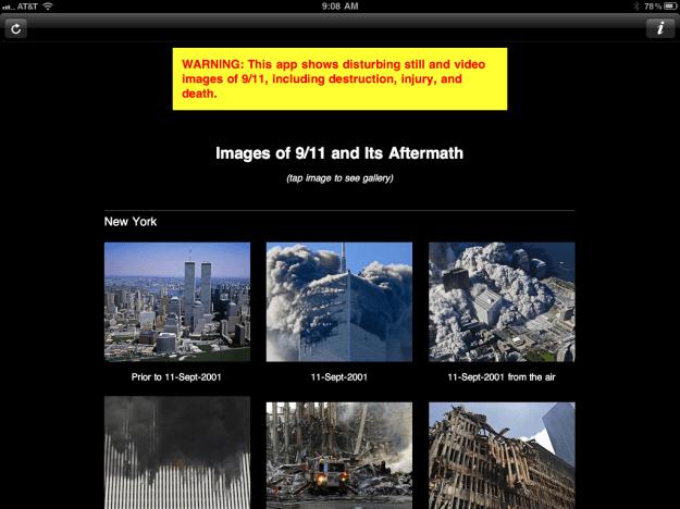 9/11 App