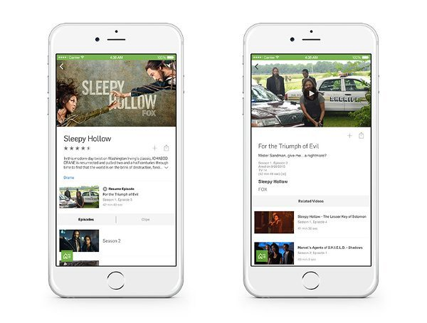 New Hulu for iPhone Works With Xbox One