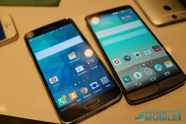 Expect a bigger 5.5-inch 2K display on the Galaxy S6.