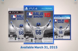 The MLB 15 The Show release date is confirmed, but there's more you need to know.