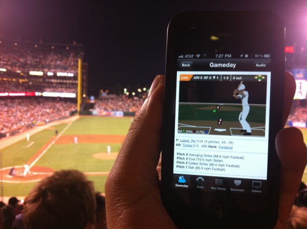 Watch Postseason 2011 on your Smartphone