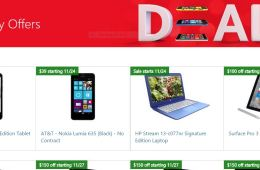 Microsoft Black Friday Deals