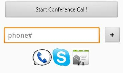 Moshi Conference call android
