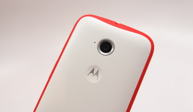 The Moto E 2015 camera is OK, but it's not near what you get on more expensive phones.