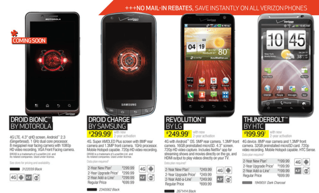 Motorola Droid Bionic Best Buy