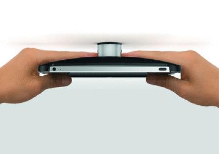 Voguls iPad 2 on a Wall Mount