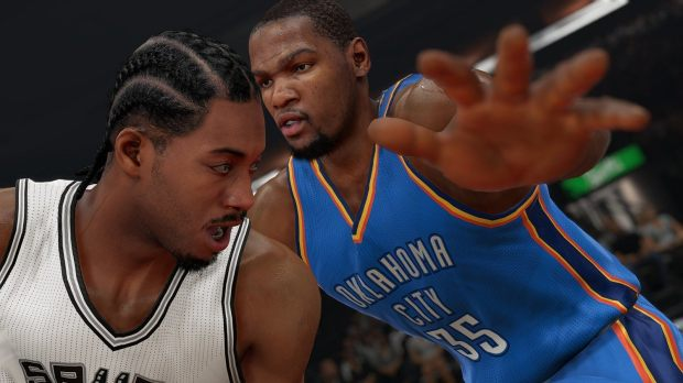 There is no NBA 2K15 demo this year.