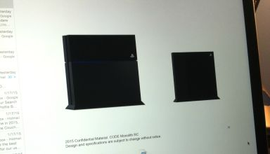 Sony may be fast tracking the new PS4 Slim release to challenge Microsoft.