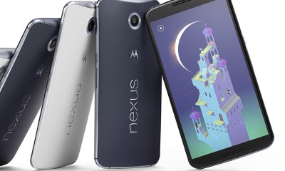 Premium features mean a premium Nexus 6 price.