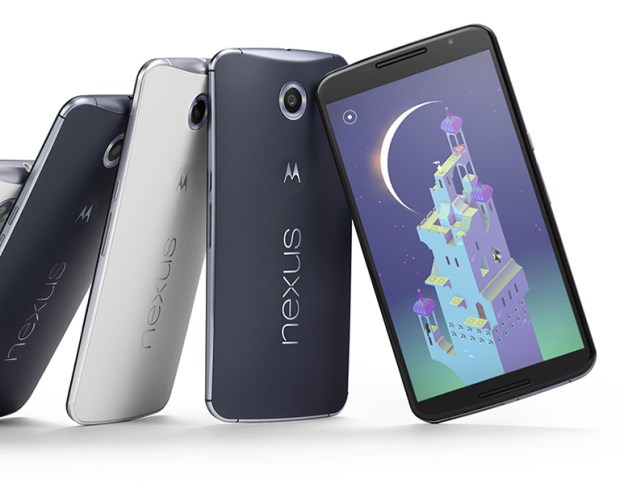 Premium features mean a premium Nexus 6 price.