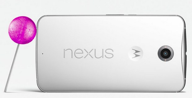 The Nexus 6 release date arrives in November.