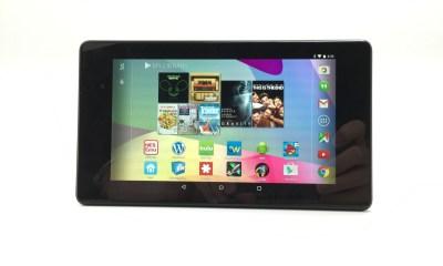 Read our Nexus 7 Lollipop review.