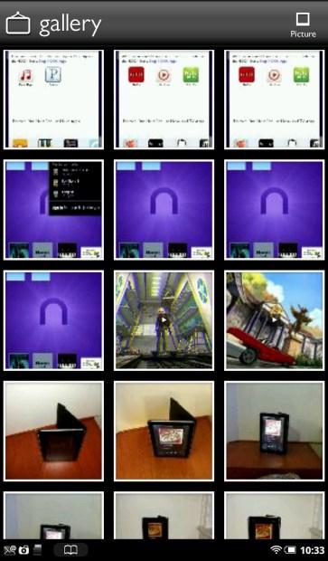 Nook Tablet Gallery
