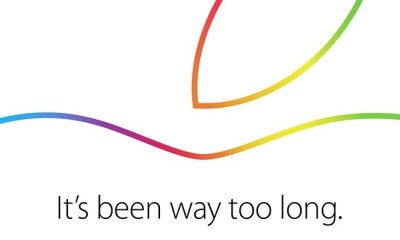 The October Apple event is confirmed. Here are five things you can expect to see.