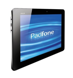 Padfone - Tablet