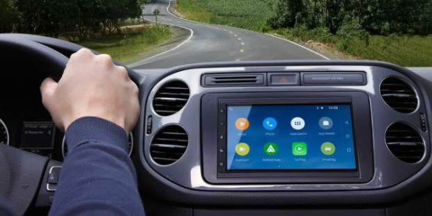 Parrot-androidauto