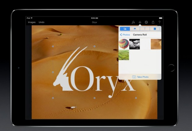 Pixelmator for iPad