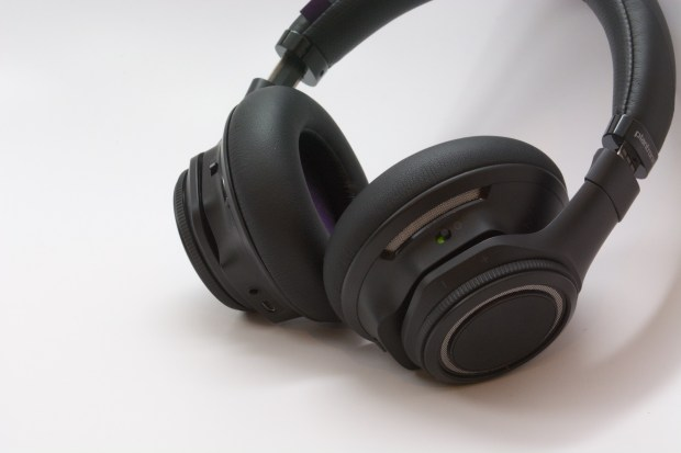 The Plantronics BackBeat Pro sound incredible, but some heavy bass can overpower.