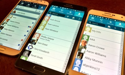 Use this guide to remove duplicate contacts on your Galaxy S or Galaxy Note.
