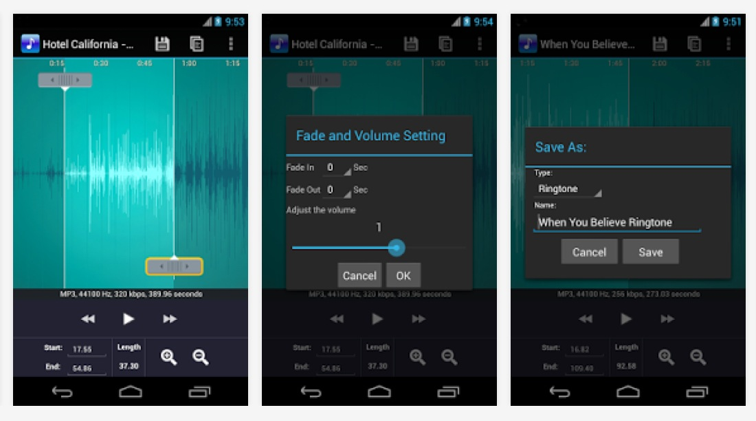 How to Create Custom Ringtones for Android