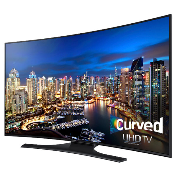 Samsung Curved 4K TV
