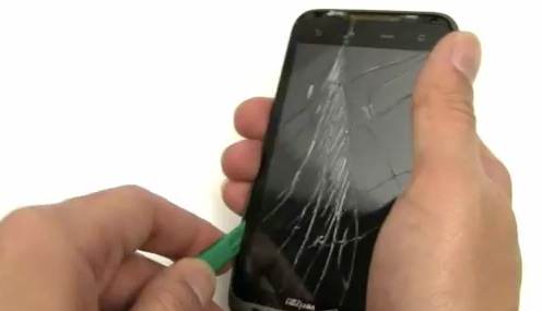 DirectFix.com Tears Down HTC Thunderbolt