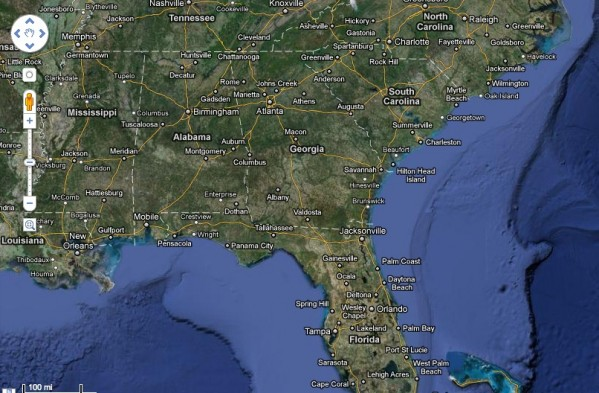 Great American Road Trip 3.0: Southeast Edition
