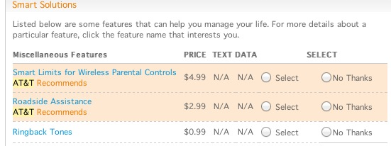 AT&T Parental Controls Options