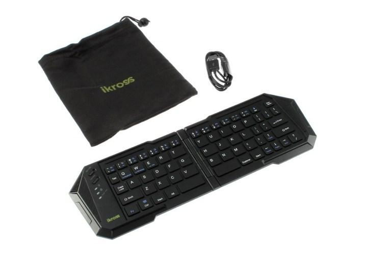 Portable Fold-Up Keyboard