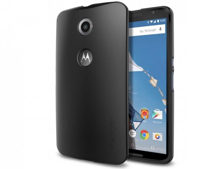 Spigen Slim Fit Nexus 6 Case