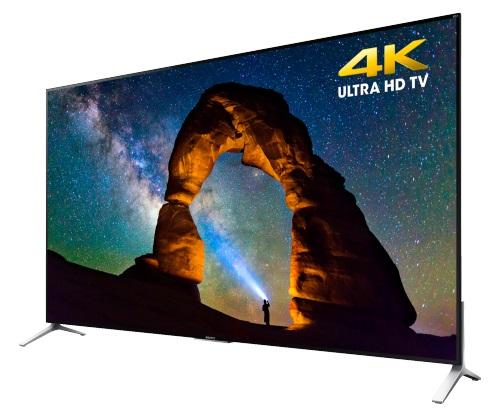 Sony 4K ULTRA HD