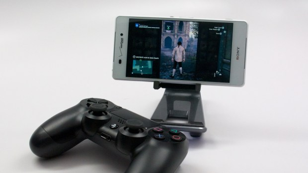 Play PS4 games on your phone with a PS4 controller.