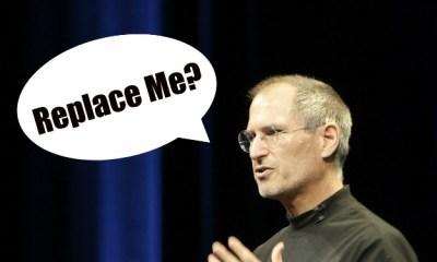 Steve Jobs Replacement