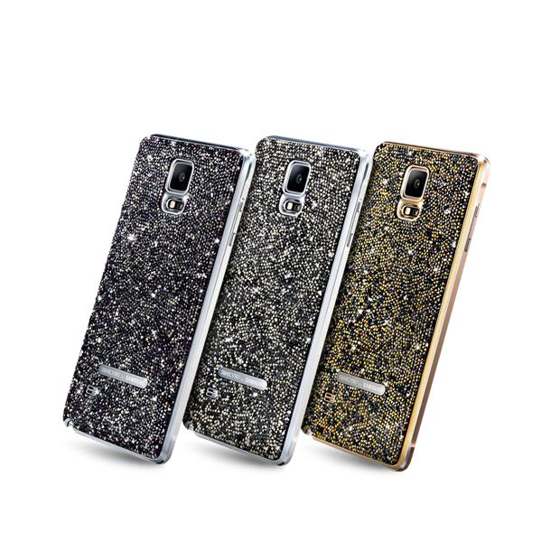 Swarovski Galaxy Note 4 Battery Covers