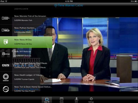 Watch Live Tv On Laptop From Anywhere With Time Warner Cable