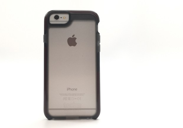 The Tech 21 iPhone 6 case is slim and still shows off your iPhone 6.