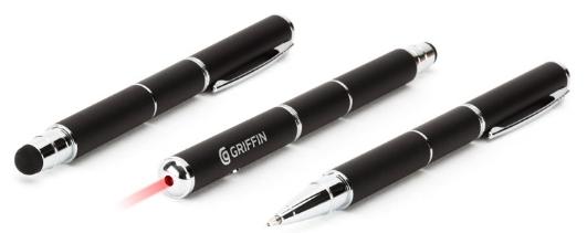 Griffin Stylus + Pen + Laser Pointer
