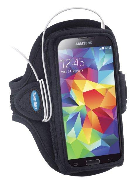 A nice Galaxy S5 armband option.