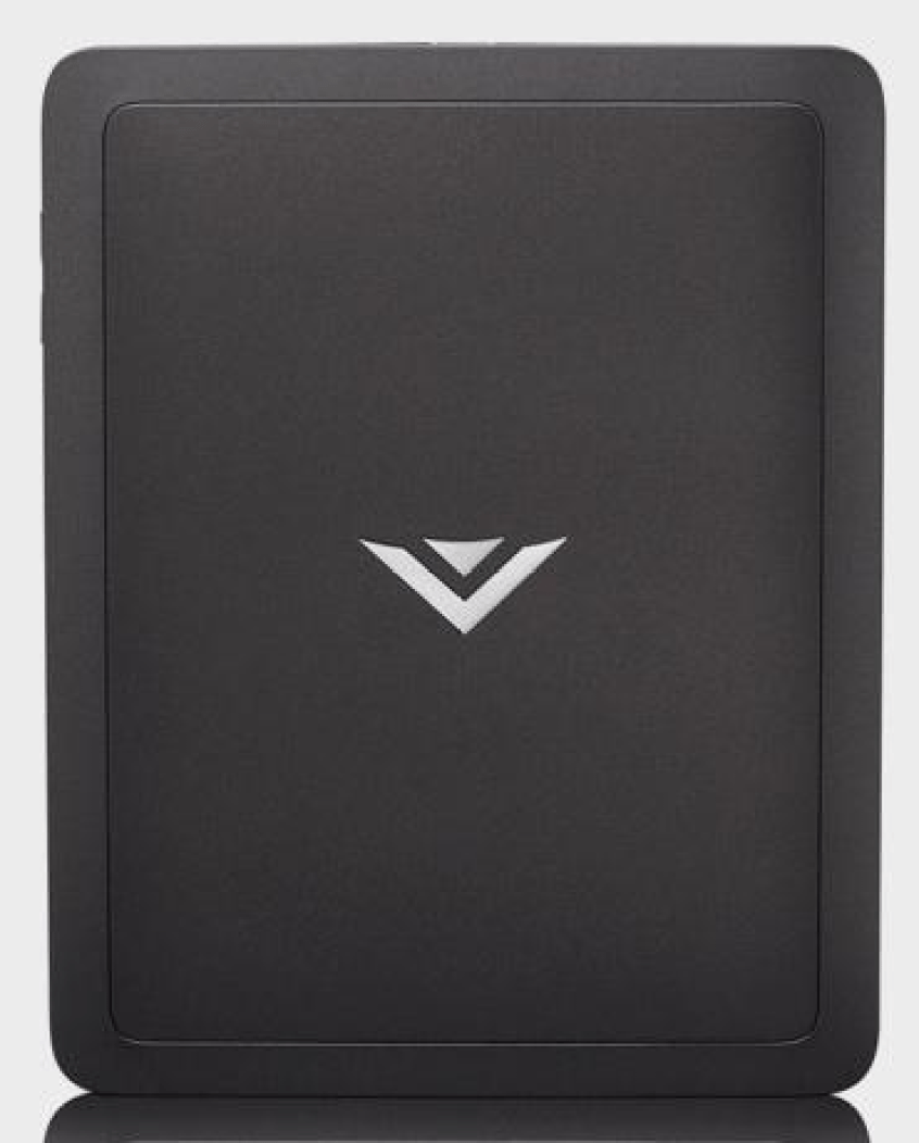 Vizio Android Tablet Back