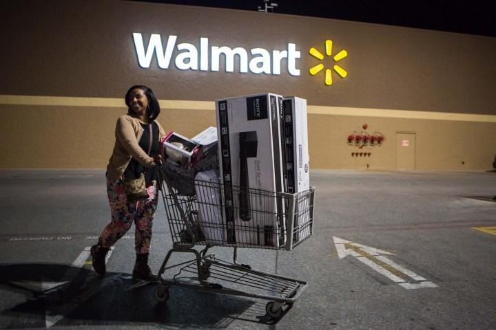 Walmart iPhone 6 Black Friday Deal