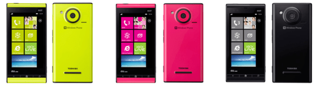 Windows Phone 7 Mango Device Announced