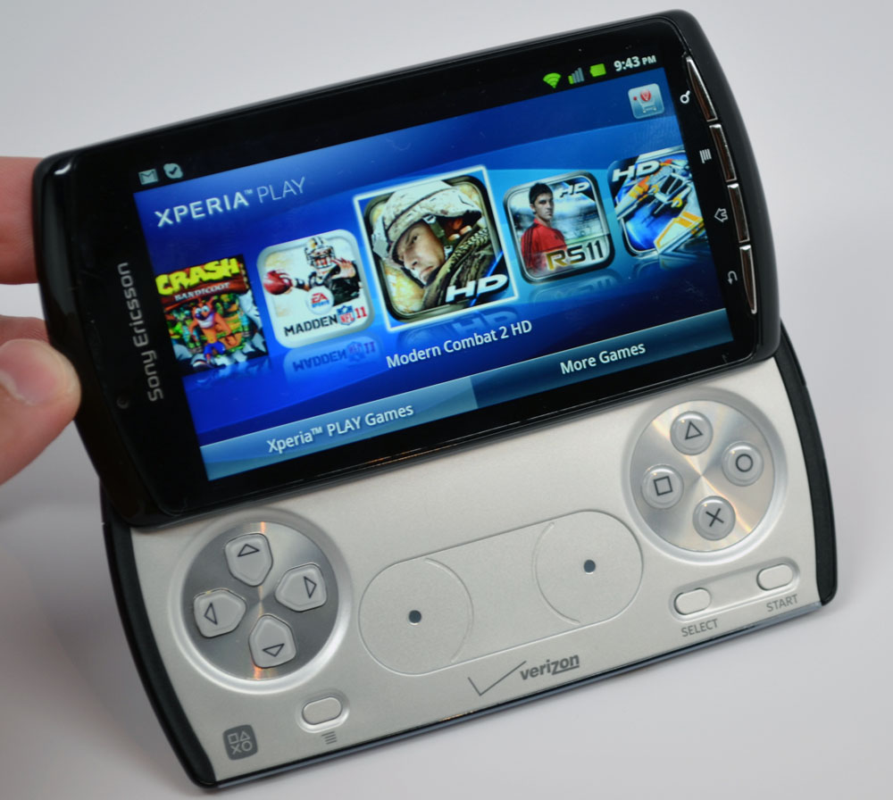 Sony Xperia Play Review: PlayStation Certified Phone (Video
