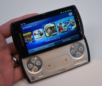 Xperia Play Open Controller