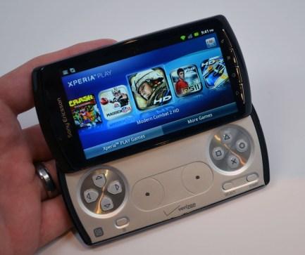 Xperia Play Open Controller