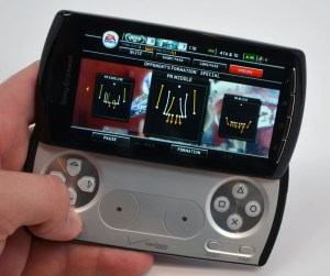 Xperia Play Open Madden 11